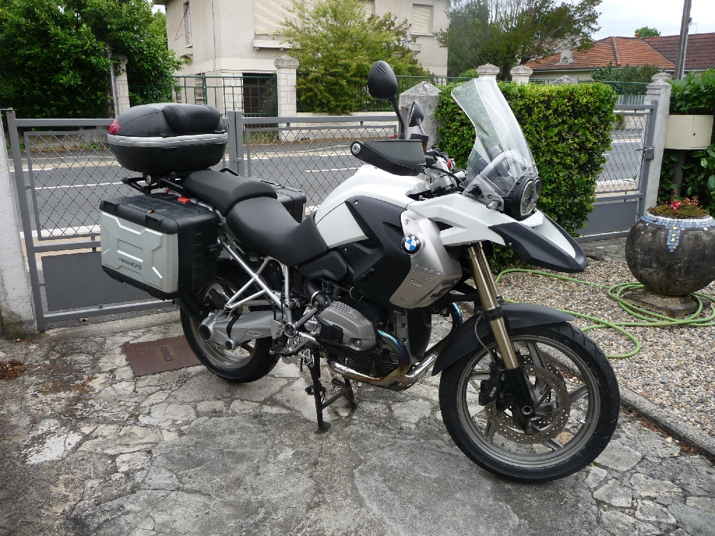 annonce moto bmw r 1200 gs occasion de 2010 33 gironde pessac. Black Bedroom Furniture Sets. Home Design Ideas