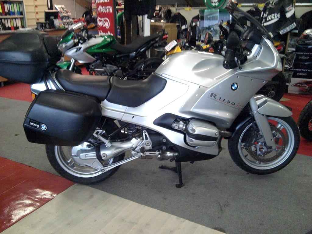Moto BMW R 1150 RS  occasion