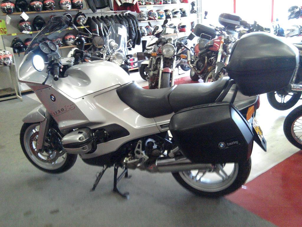 annonce moto bmw r 1150 rs occasion de 2001 - 87 haute-vienne
