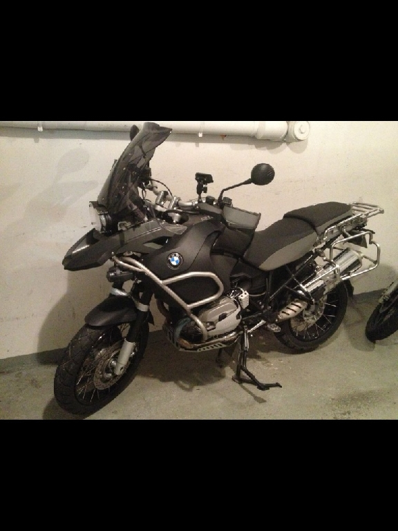 Moto BMW  R 1200 GS adventure occasion