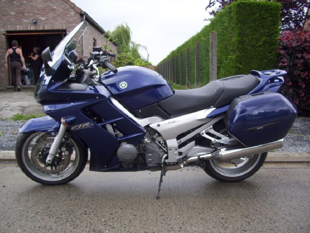 annonce moto yamaha fjr 1300 occasion de 2005