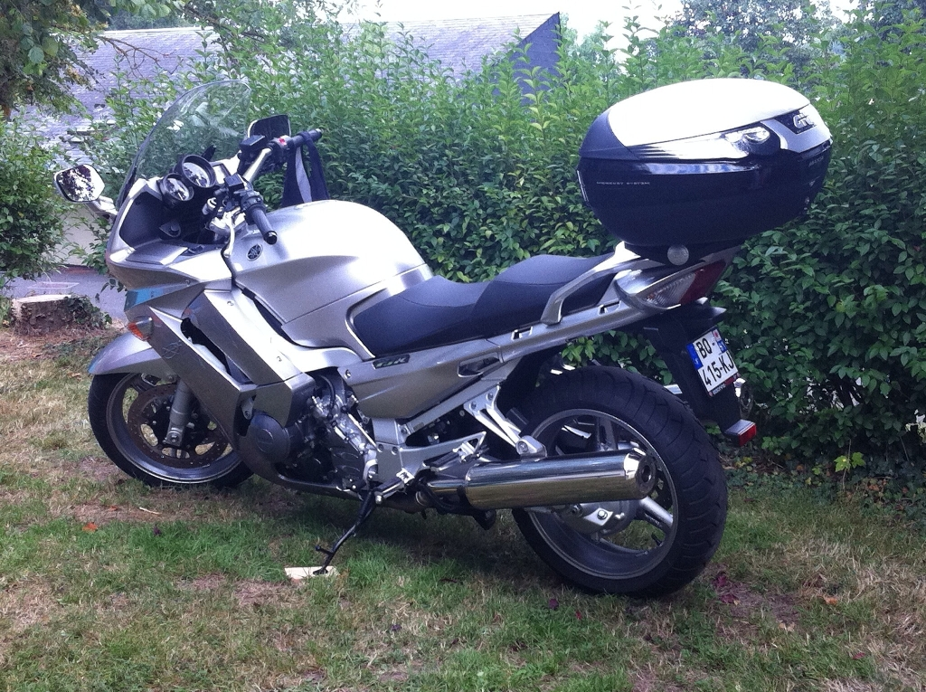 annonce moto yamaha fjr 1300 occasion de 2011 91 essonne etampes. Black Bedroom Furniture Sets. Home Design Ideas